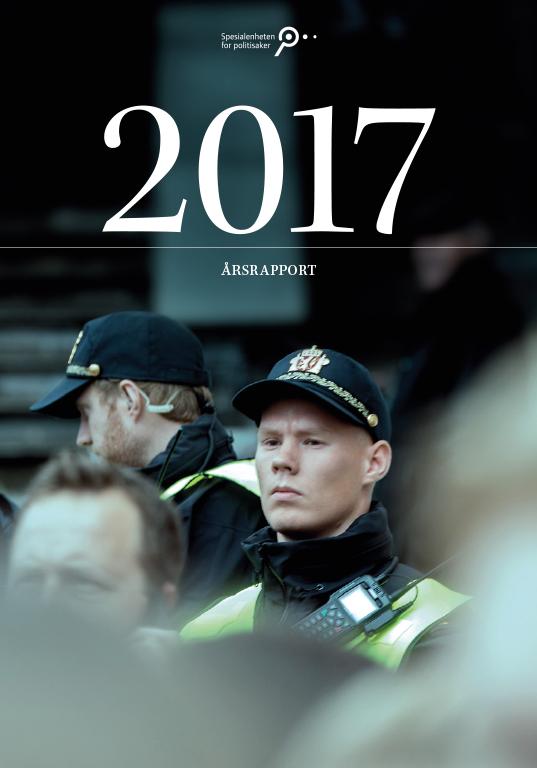 Spesialenhetens årsrapport 2017
