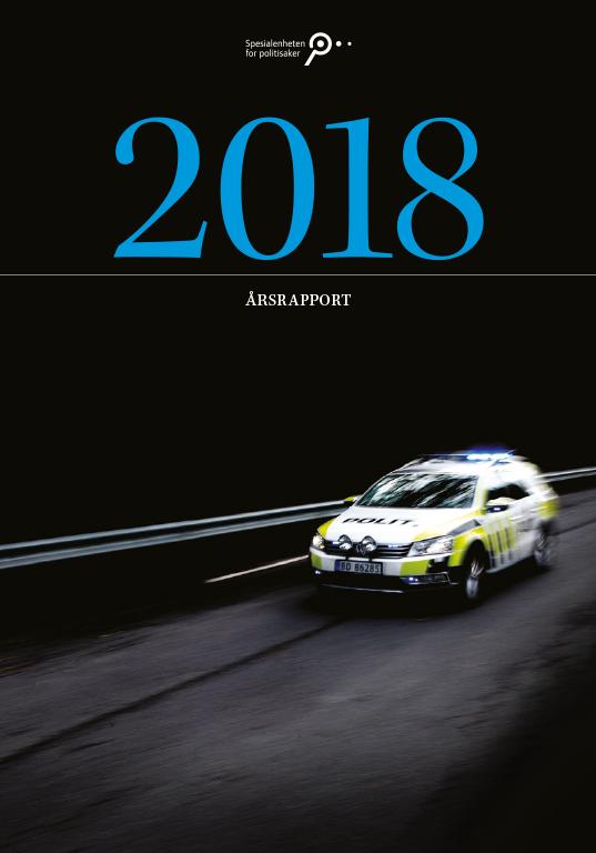 Spesialenhetens årsrapport 2018
