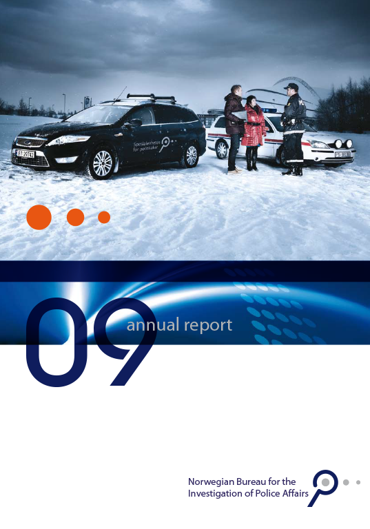 The Norwegian Bureau for the Investigation of Police Affairs - Annual report 2009