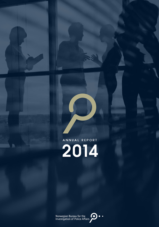 The Norwegian Bureau for the Investigation of Police Affairs - Annual report 2014