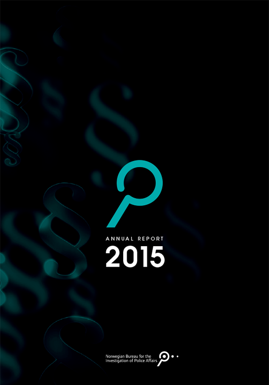 The Norwegian Bureau for the Investigation of Police Affairs - Annual report 2015