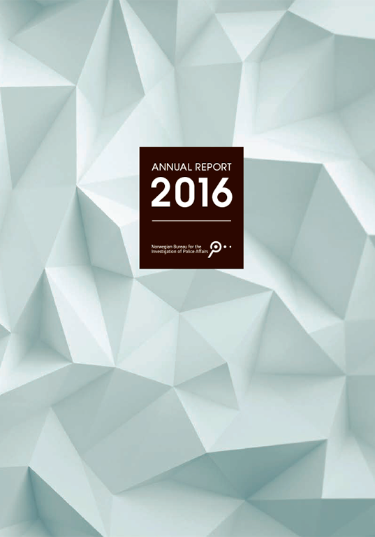 The Norwegian Bureau for the Investigation of Police Affairs - Annual report 2016