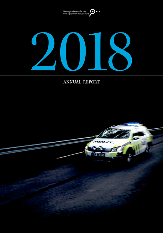 The Norwegian Bureau for the Investigation of Police Affairs - Annual report 2018
