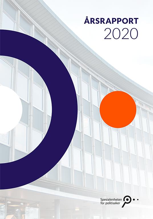 Spesialenhetens årsrapport 2020